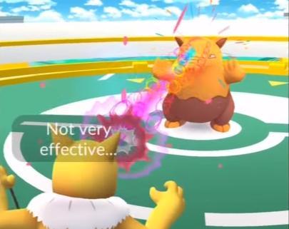pokemon planet how to change pokemon order