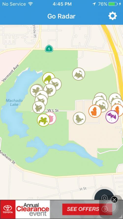 Eevee nests and spawn locations | Pokemon Go - GameA